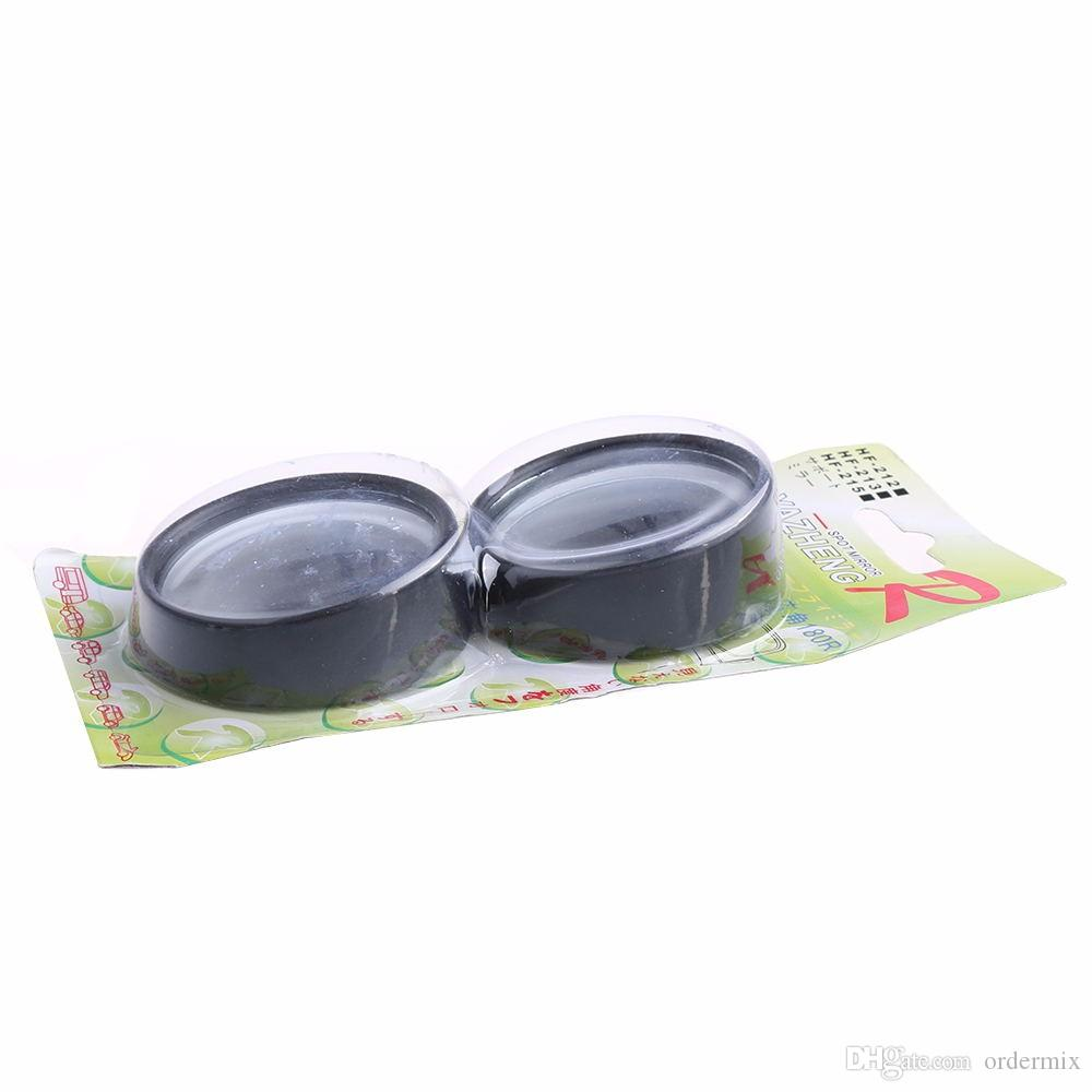 Latest Wide Angle Convex Car Blind Spot Round Side View Rearview Mirror
