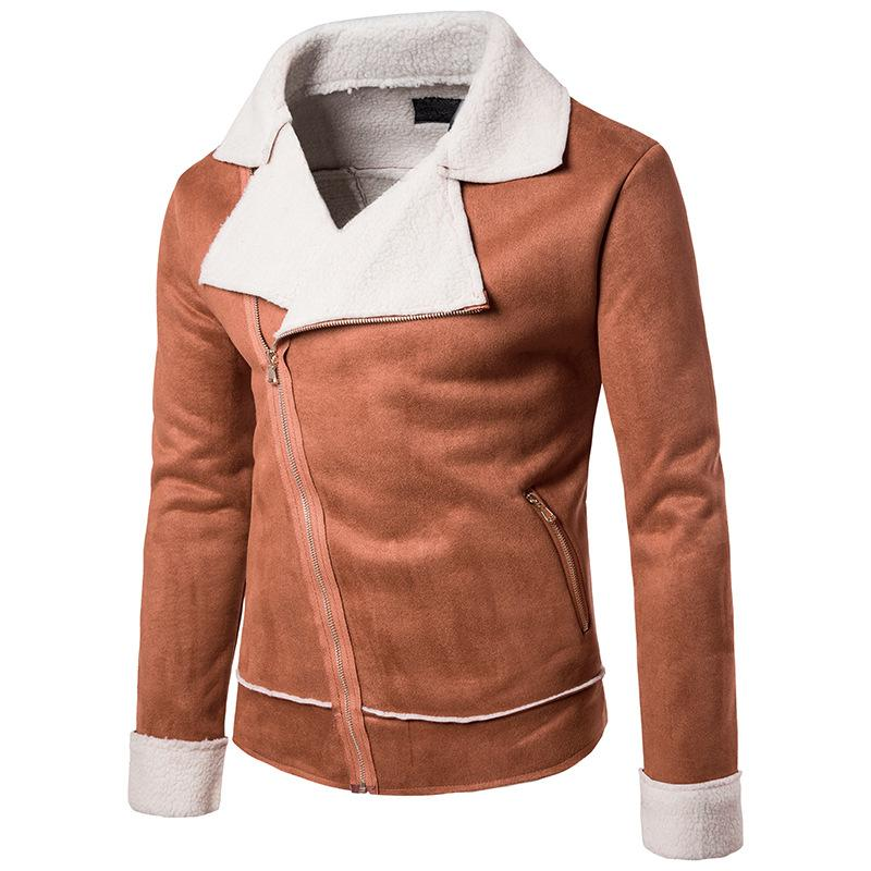 03c787023df Mens Winter Wool Jackets Outerwear Clearance Fashion Casual ...