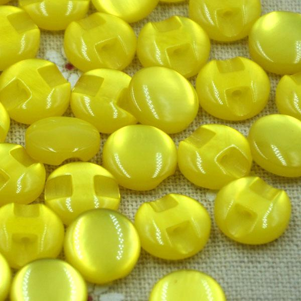 12 mm New Cat's Eye button craft/sewing/baby mix