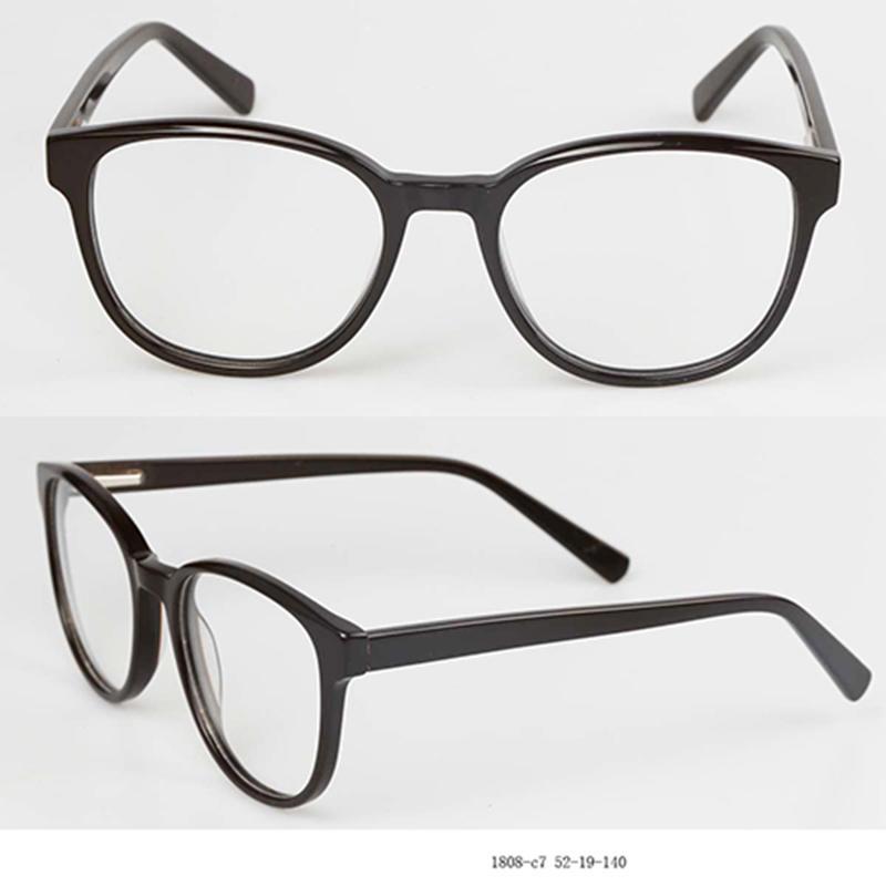 8687fb5e1e3b 2019 Ready Made Stocks Prescription Reading Acetate Glasses Small Wholesale  And Retail From Lantana