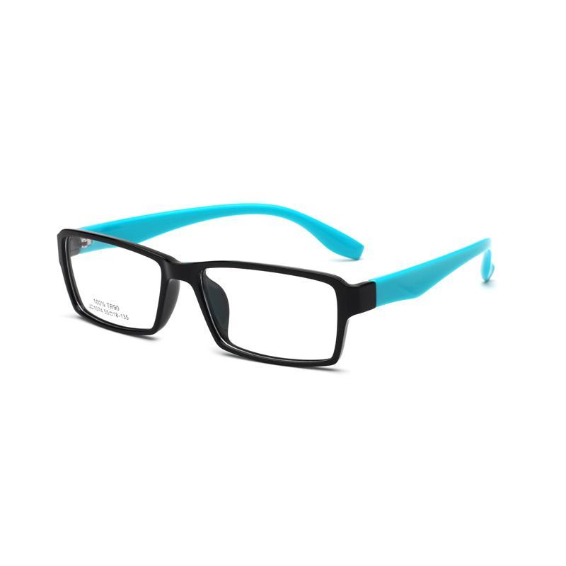 Compre Super Light TR90 Retangular Óculos De Armação Dos Homens Das  Mulheres Quadrados Óculos De Estudante Do Vintage Óculos De Prescrição  Optical Moda De ... fec5483a18