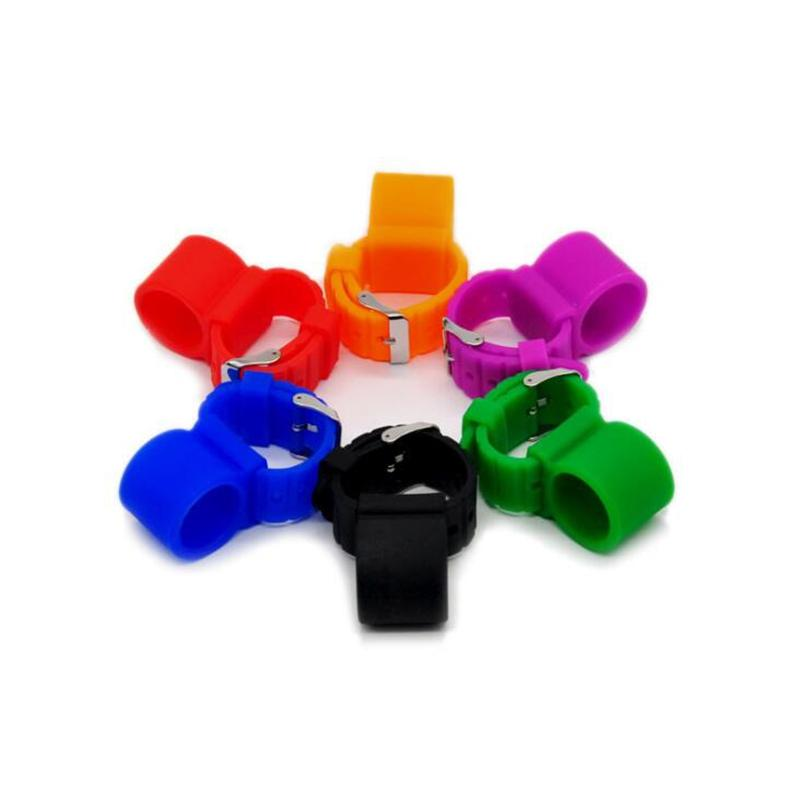 New Colorful Hookah Shisha Belt Buckle Fixed Hook Up Band Fittings High Quality Beautiful Color Hot Sale