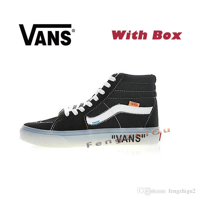 New⠀Vans Low Casual Shoes Triple Black White Canvas Skate Shoes Designer  Sports Sneakers New Arrival With Box 36-44 Online with  72.05 Pair on  Fengzhigu2 s ... ff2396c4f
