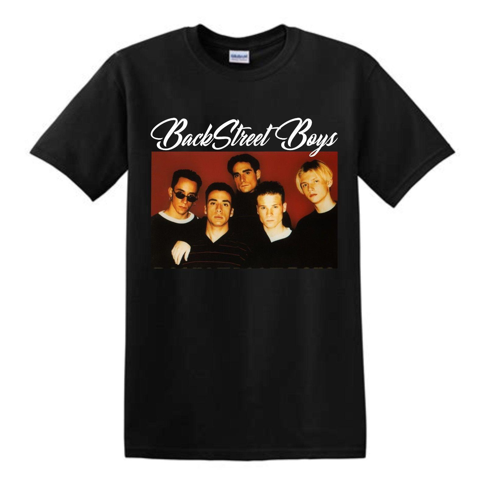 95dd56d9 Backstreet Boys T Shirt, American Vocal Group,Free Delivery T Shirt  Purchase Tee Shirt A Day From Uniquedesigntee, $11.01| DHgate.Com