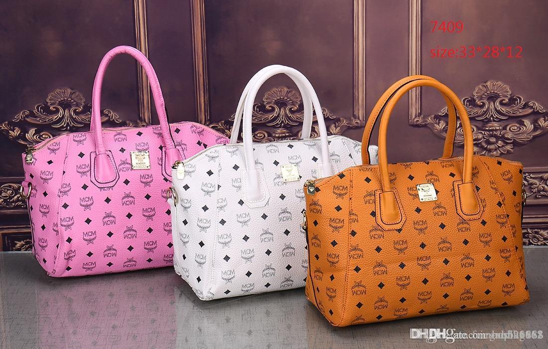 2018 NEW Styles Fashion Bags Ladies Handbags Designer Bags Women Tote Bag  Luxury Brand Bags Single Shoulder Crossbody Bag Backpack Mk 7409 Discount  Handbags ... cd0f701661dcd