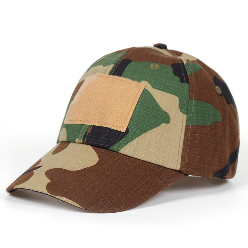 New Tactical Army Cotton Cap Army Multicam Camouflage Caps Operator Hat  Outdoor Hunting With Loop For Patch Green  Camo Compton Cap Baseball Caps  For Women ... fc5636d81d