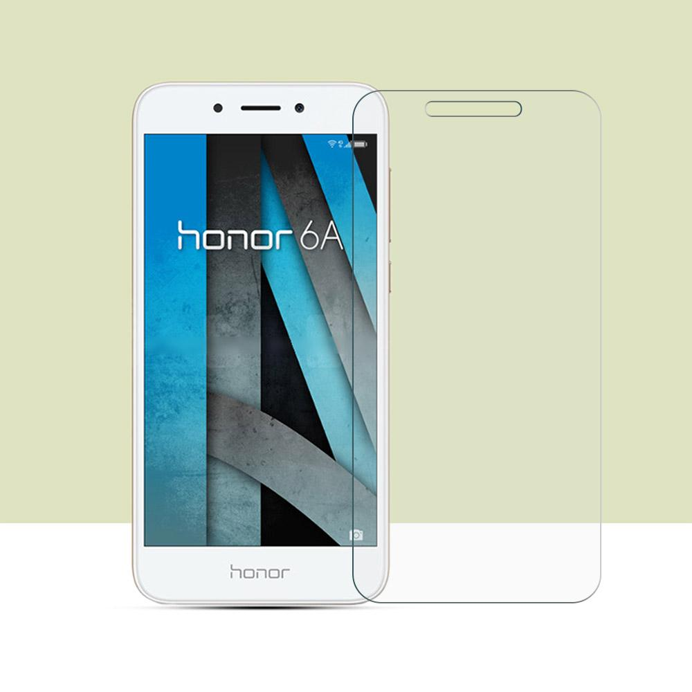 2pcs Tempered Glass For Huawei Honor 6A Screen Protector Honor 6 A Glass For Huawei 6A DLI-TL20 AL10 Protective Film 5.0""