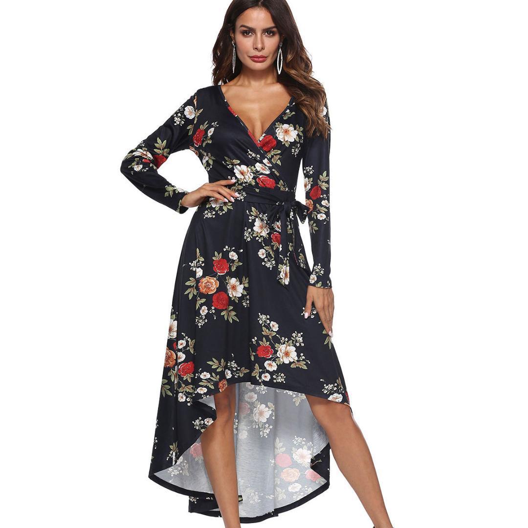 7df78ca4b63 Ladies Floral Wrap Dresses - Gomes Weine AG