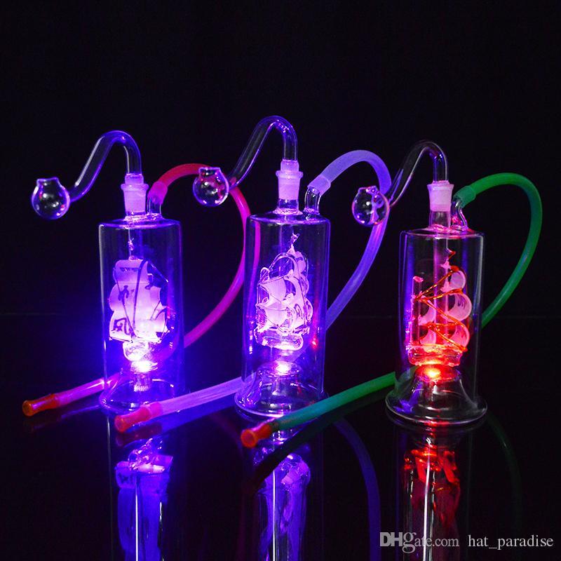 Voilier LED Dab Rigs Pipe À Eau 5
