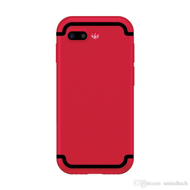 Süper Mini Android Akıllı Telefon Orijinal SOYES 7 S MTK6580 Dört Çekirdekli 1 GB + 8 GB 5.0MP Çift SIM Cep Cep Telefonu X Kırmızı Altın renk