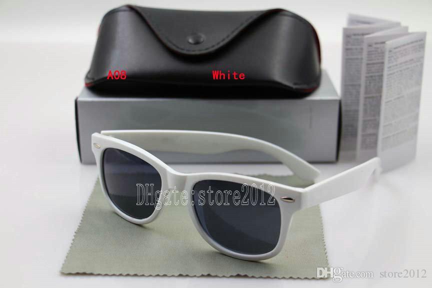 Hot sell Designer Fashion new Men Sunglasses UV Protection Beach Vintage Women Sunglasses Retro Eyewear sunglasses more colour come with box