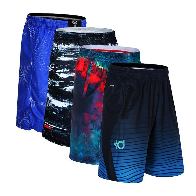 d9d8bbae30cb1 Compre Pantalones Cortos De Tablero De Compresión De Entrenamiento QUICK  DRY De Los Hombres Del Gimnasio De Los Hombres Para El Baloncesto Masculino  ...