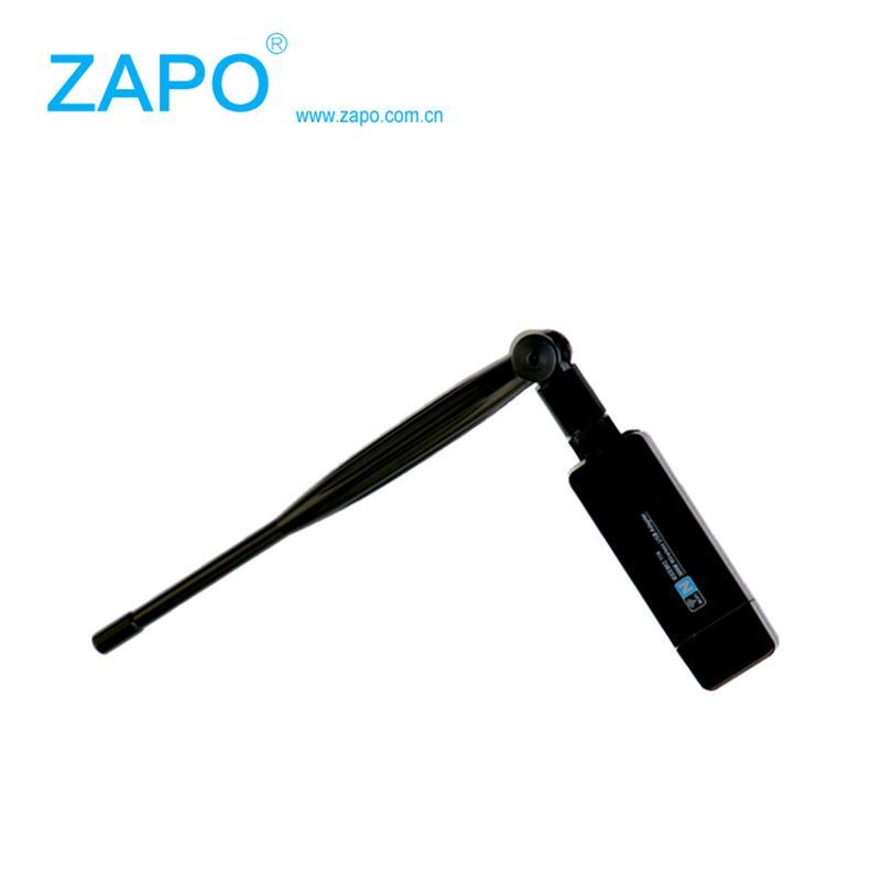 ZAPO Fast 2.4G WIFI USB 300Mbps LAN Adapter شبكة محلية لاسلكية