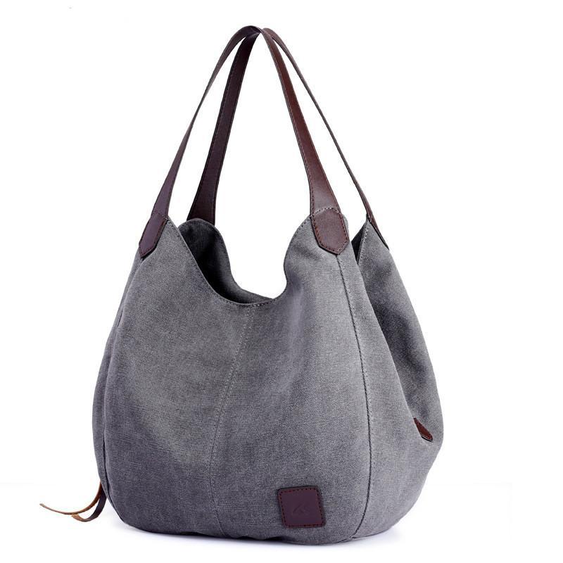 2019 Autumn Special Oversized Shoulder Bag Casual Women Canvas Bag Handbag  New Fall Women Handbags From Topprettymall 454fdd9770a89