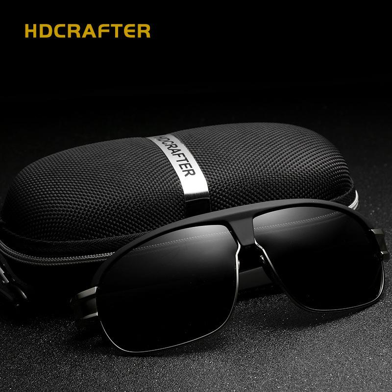 57655d93e2820 X907 HDCRAFTER Mens Womens Sunglasses Oculos De Sol Masculino Original De  Marca Polarized Brand Designer Goggle Driving Eyewear 2018 Victoria Beckham  ...
