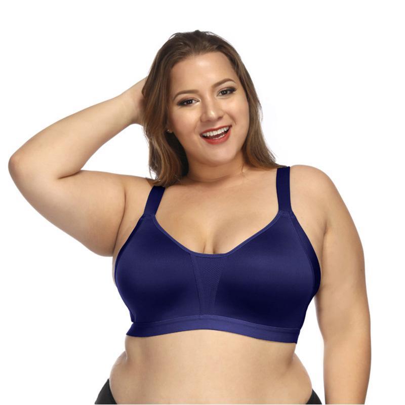 0461485e5d77a 2019 Sport Bras Large Size Vest Women Shakeproof Push Up Athletic Seamless  Underwear Female Fitness Yoga Running Bra Adjustable Strap From Portnice