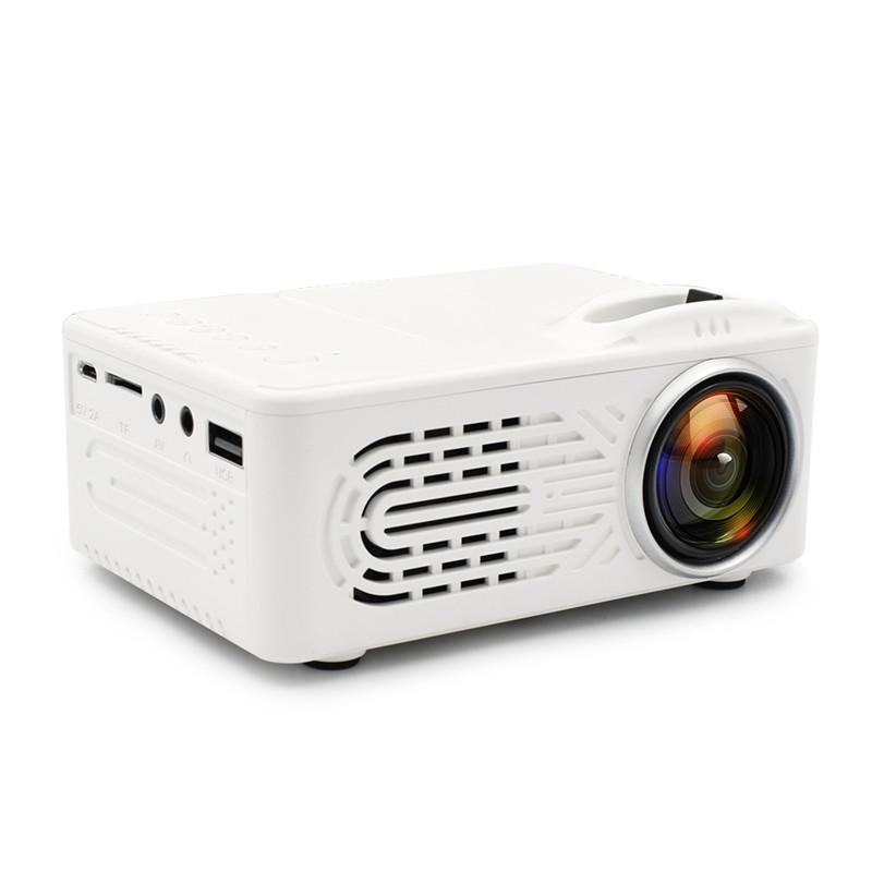 0f5fdd03e79f13 2019 RD 814 Mini Projector 1080P Portable LED Multimedia Light For Photo  Music Movie Text Dust Proof Home Theater Pocket Projector From Assgopro, ...