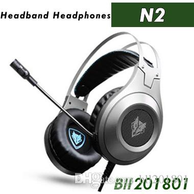 Nubwo N2 Stereo Gaming Headset Gamer Casque With Microphone For