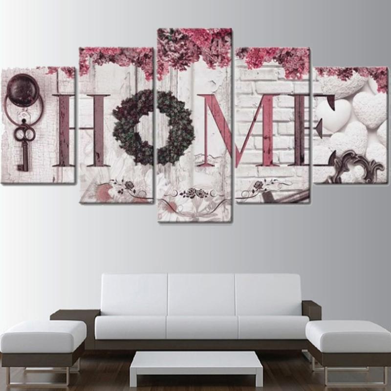 Satın Al Sanat Modern çok Resimleri 3d Diy Elmas Boyama Ev Tatlı Ev