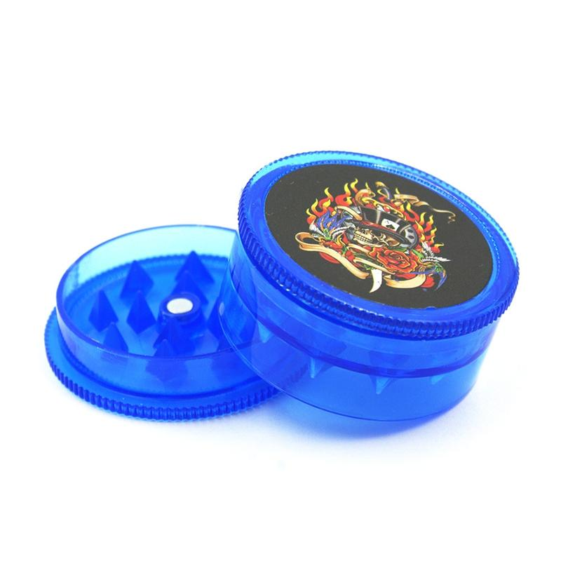 Newest Metal Pipe Kit Plastic Herb Grinder Spice Miller Crusher Colorful Tube High Quality Mini Smoking Pipe Portable Unique Design DHL Free