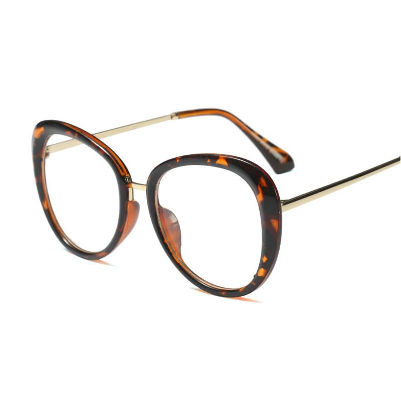 ae625b3074 2019 Vintage Round Glasses Female Spectacles Frame Men Eyeglasses  Prescription Eyewear Decoration Optical Glasses Frame FML From Fashionkiss