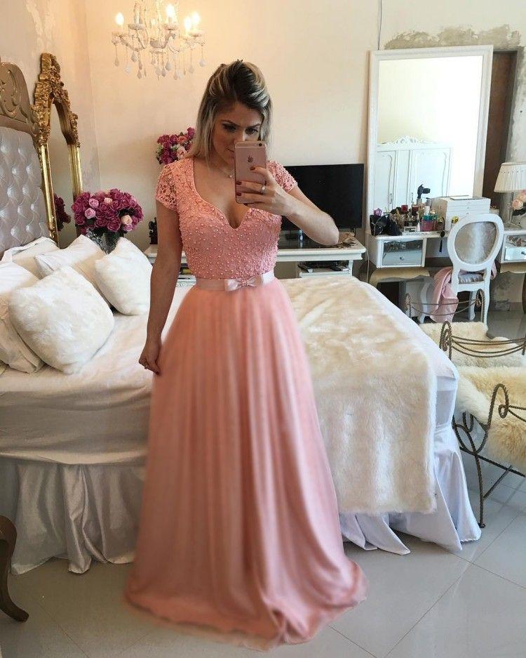 2018 sexy a buon mercato plus size lungo nero ragazza abiti da ballo abiti da damigella d'onore abiti da sera formale abiti da ballo d'oro