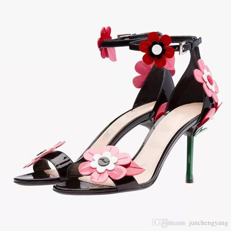 93f7a39a63a9c0 Cheap Flower Girl High Heels White Best Rhinestone Knee High Boots Heels