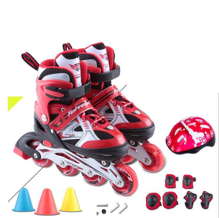 3126925af9a967 2019 High Quality ChildrenInline Skate Roller Skating Shoes ...