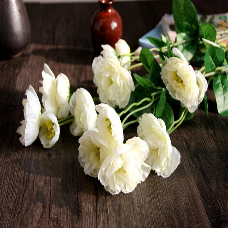 2019 Artificial Silk Poppies Flowers Silk Poppy Flower For Wedding