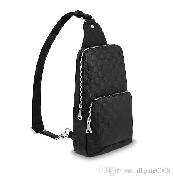 7b1f556787 Acquista 2019 Fashion Bags Designer Borse Luxurys Borse Uomo Borse A ...