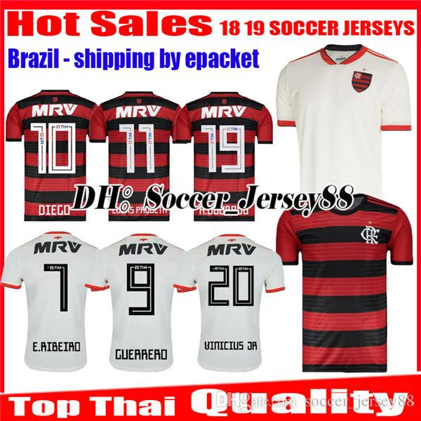 f6406c992ea ... uk wholesale soccer jerseys at 15.44 get 2018 2019 chandal flamengo  jersey 18 19 brasil flemish