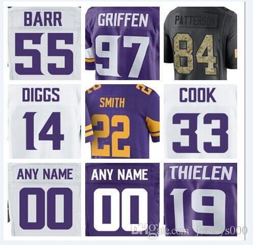 2018 Hot Sale Minnesota Stefon Diggs Vikings Jersey Custom Dalvin Cook Teddy  Bridgewater Authentic Sports Youth Kids American Football Jerseys Xx From  Buy77 ... dfb29746b