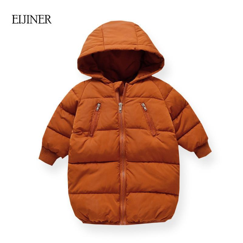 f7cfb5bef Boys Girls Winter Coats And Jackets 2018 Children S Jackets Coats ...