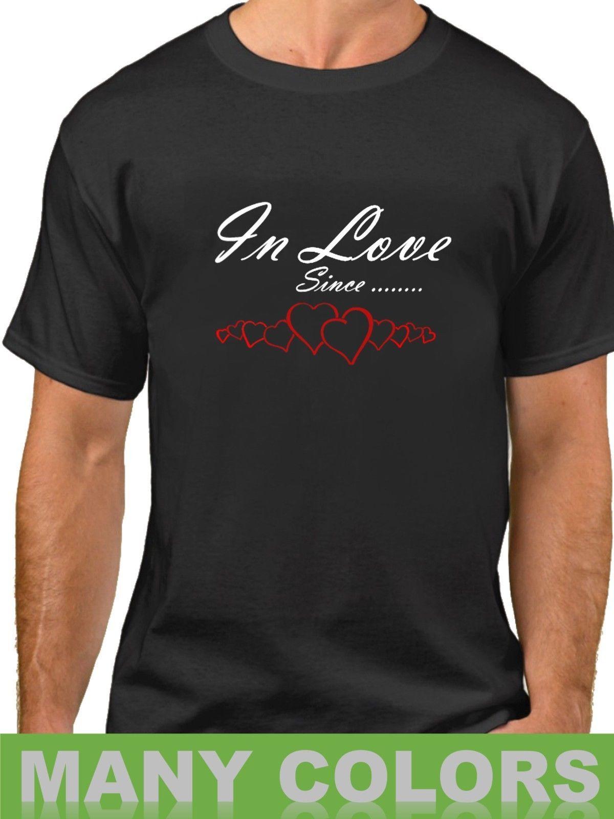 Details Zu In Love Since Romantic Gift Idea Valentines Day