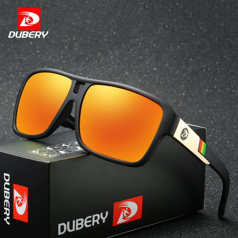 11acde78125f DUBERY 2018 Men S Polarized Dragon Sunglasses Aviation Driving Sun Glasses  Men Women Sport Fishing Luxury Brand Designer Oculos D18101302 Baseball ...