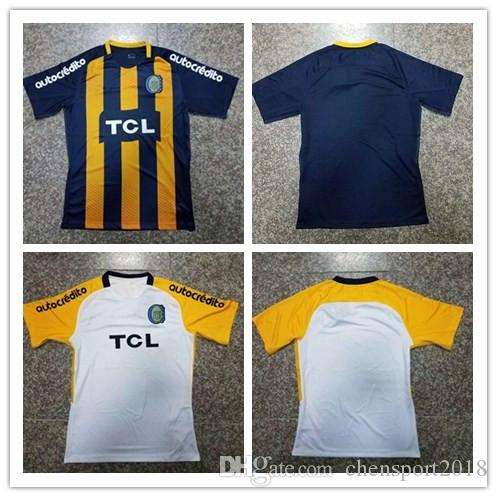 a7e2a0de2 2019 New 2018 Rosario Central Home Soccer Jersey 18 19 Argentina Rosario  Central Away Yellow Football Shirts Jeresys 18 19 Best Quality From  Chensport2018