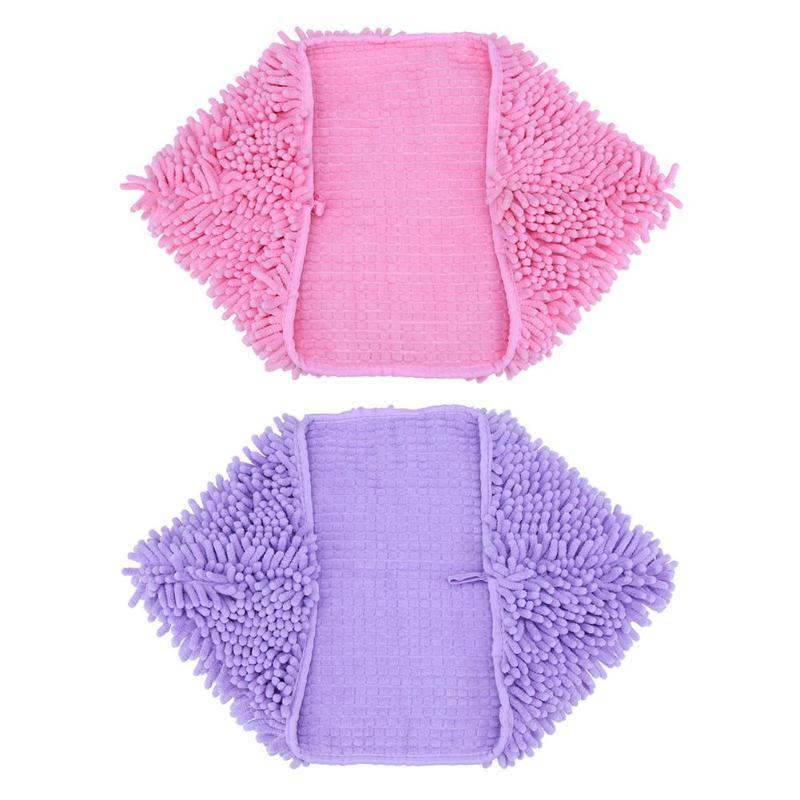Water Absorbent Chenille Bath Towel Pet Dog Cat Quick Drying Towels Cleaning Puppy Shower Blankets Bathrobe