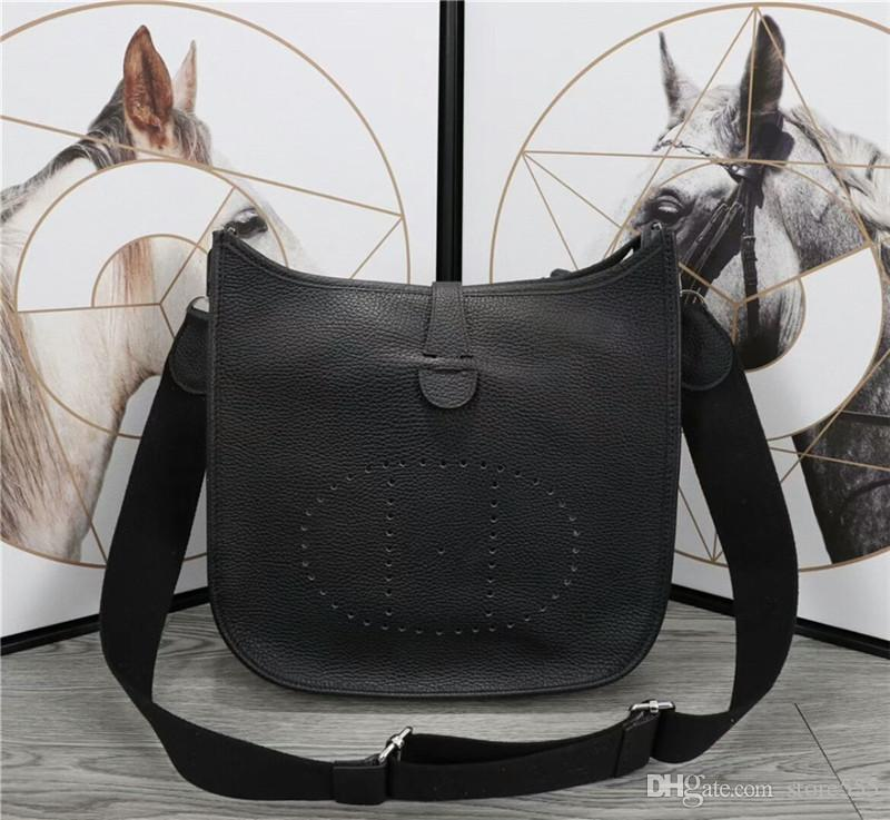 2018 Luxury Famous Designer Shoulder Bag Genuine Leather Cossbody Bag  Messenger Belt Bag in High Quality H BAGS Women Bag Handbags Shoulder Bags  Online with ... 1312782bbd97e