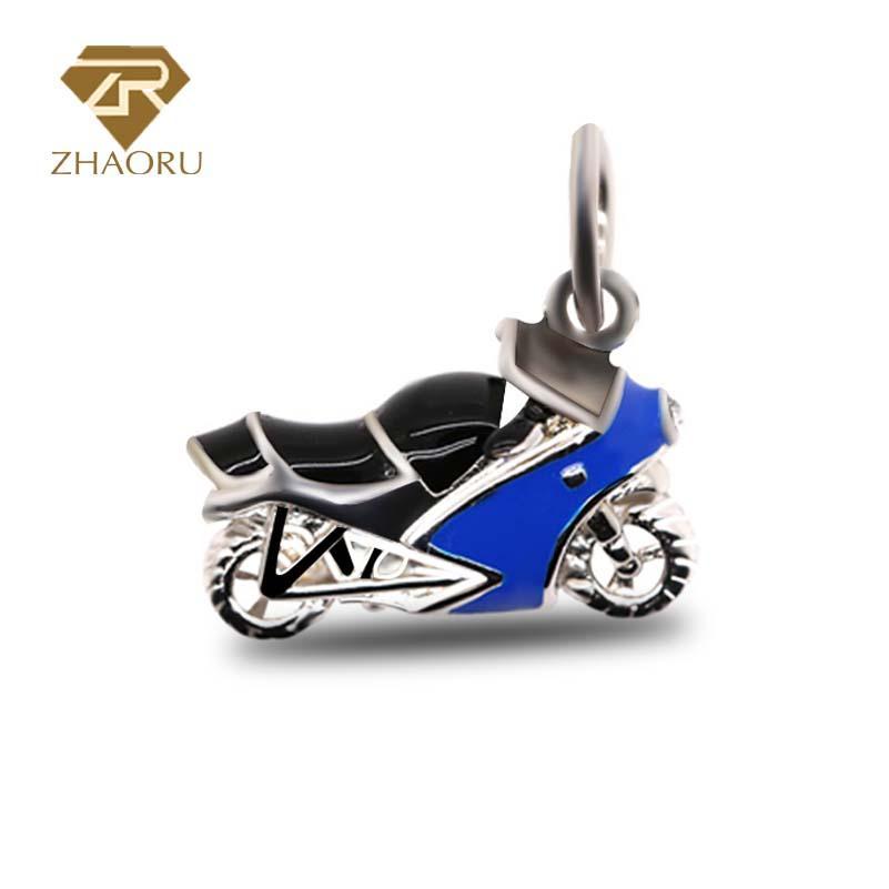 pandora charm moto