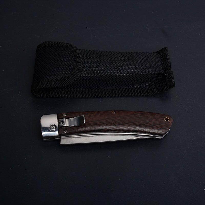 Utility tools Tactical knife Single action Camping Pocket knife Folding EDC pocket camping knives
