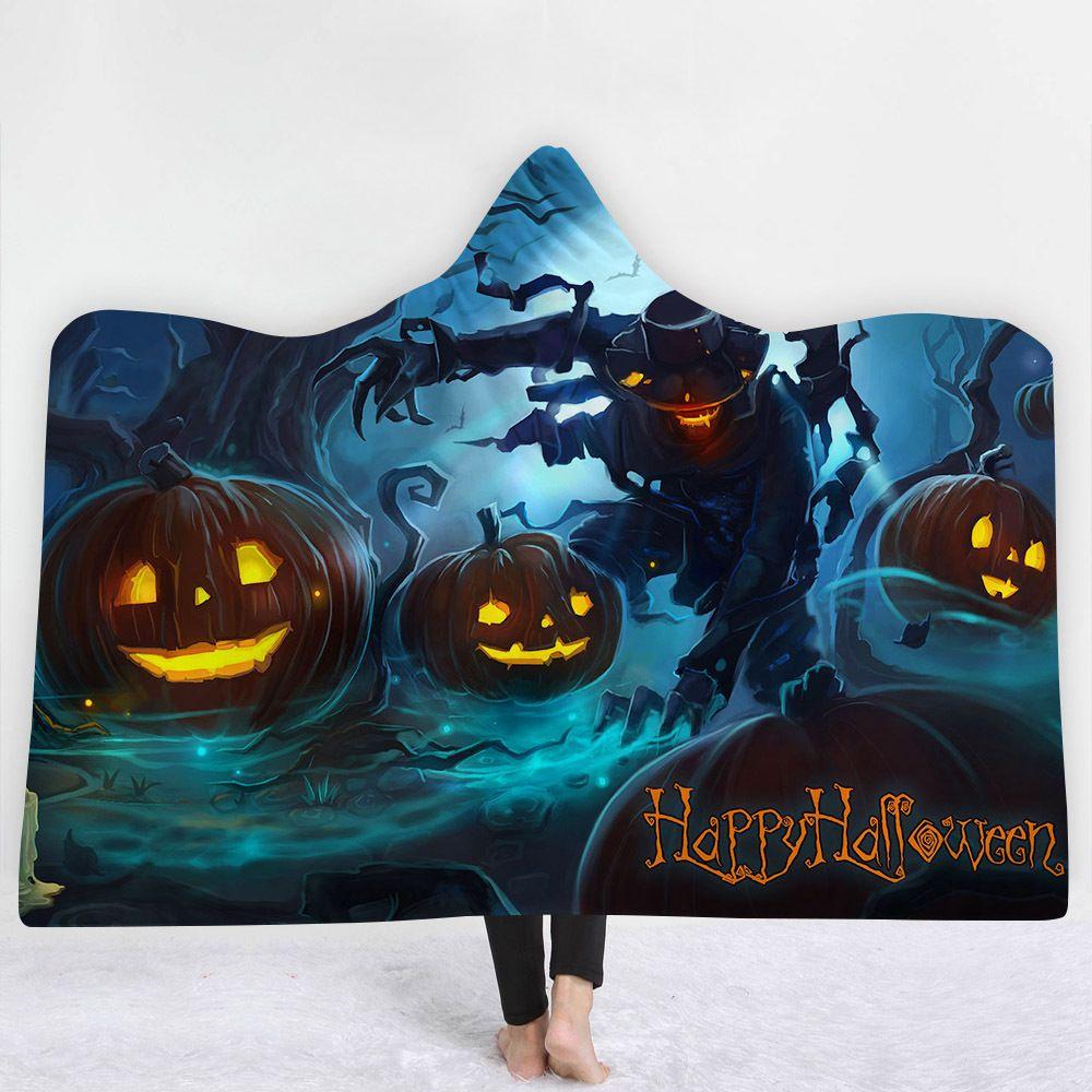 Acheter 2018 New Halloween Couverture Cauchemar Avant Noel