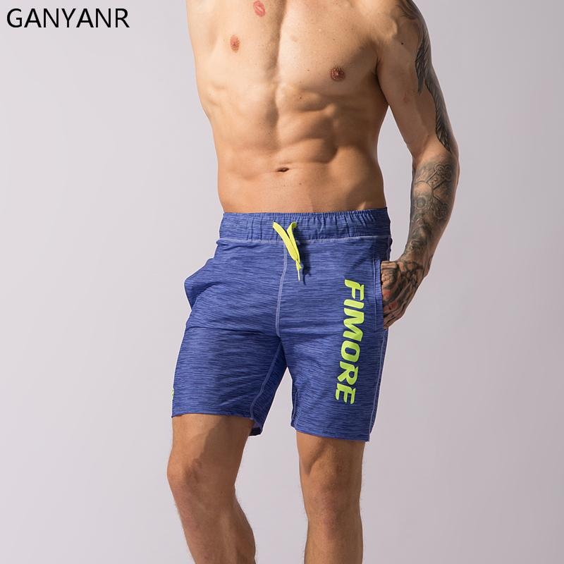 Team Sports Brand Running Shorts Men Basketball Gym Sport Short Pants Athletic Tennis Volleyball Trianing Soccer Football Sports & Entertainment