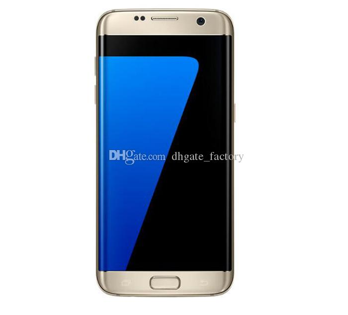 Original 5.5inch Samsung Galaxy S7 S7 edge Android 6.0 G935A G935T G935V G935P G935F Octa Core 4GB/32GB 4G LTE Refurbished Cell Phones