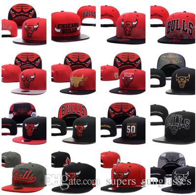 Acquista Berretto Da Baseball Della Squadra Di Pallacanestro Bulls Hat  Cappello Piatto Di Fan Di Uomini E Donne A  20.11 Dal Supers sunglasses  2b1085a20220
