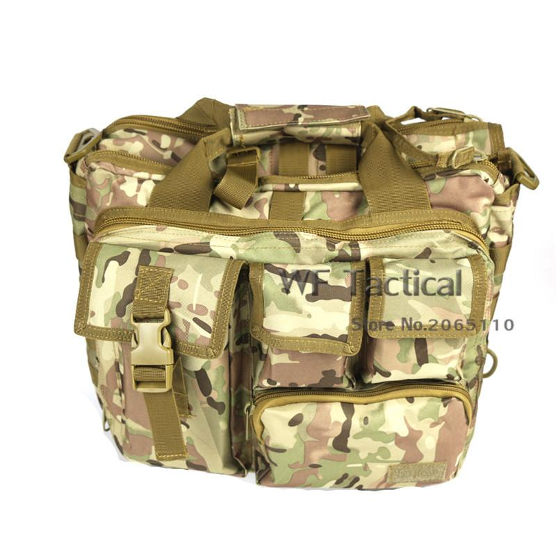 4793eb9074 2019 Outdoor Camping Shoulder Messenger Bag Military Tactical Computer  Handbag Briefcase Molle Laptop Camera Shoulder Bag C18111901 From Shen8402