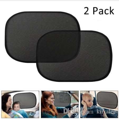 Best Car Side Sun Shade Window Eyes Visor Protection Shield Kids Baby Cover  UV Auto Mesh Sunshades b312db476cd