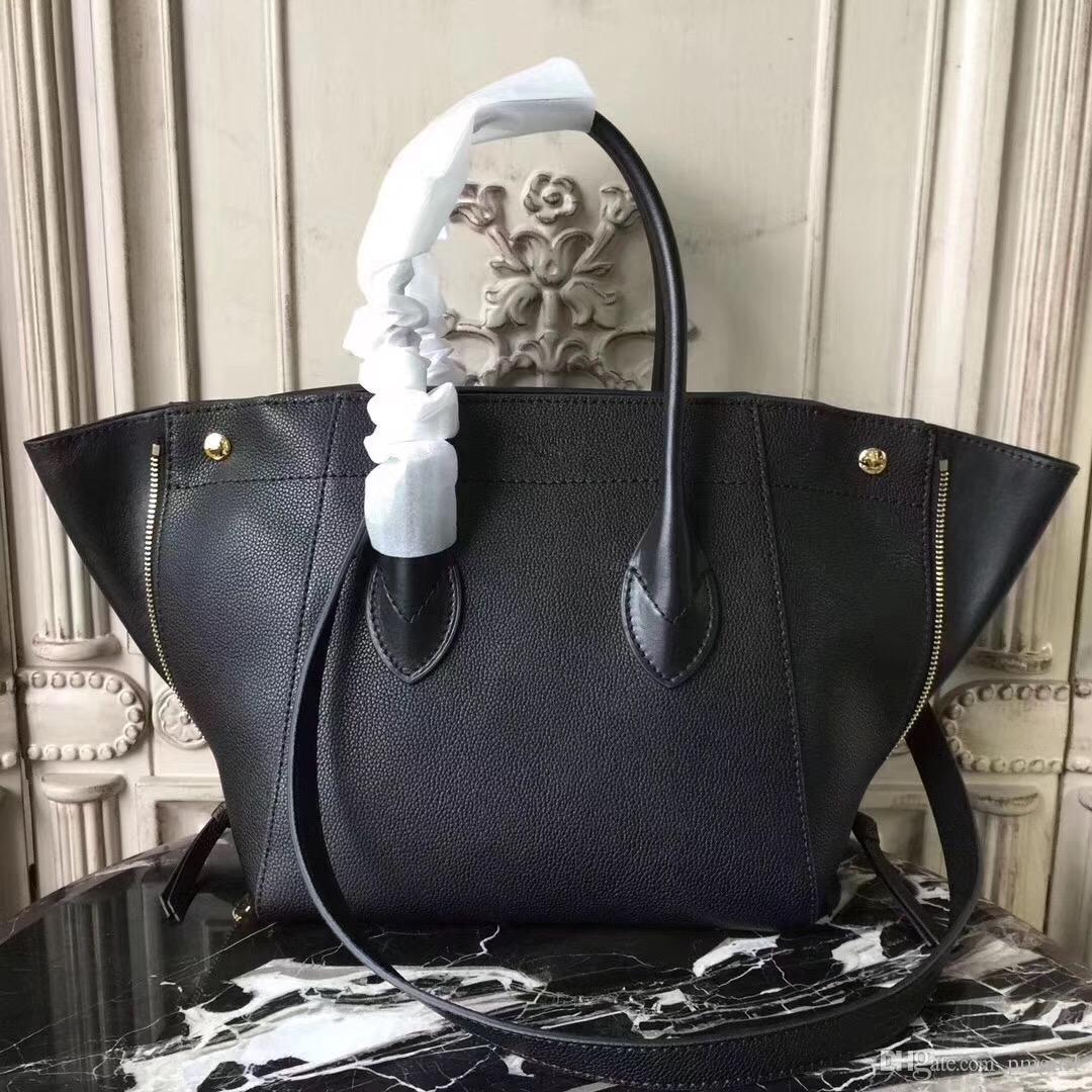 6b1eb7f40d Acheter Luxe Nouveau M54844 Célèbre Marques Sacs 2018 Femmes En Cuir  Véritable Designer Sacs À Main De Haute Qualité Dame Mode Sac À Bandoulière  Libre ...