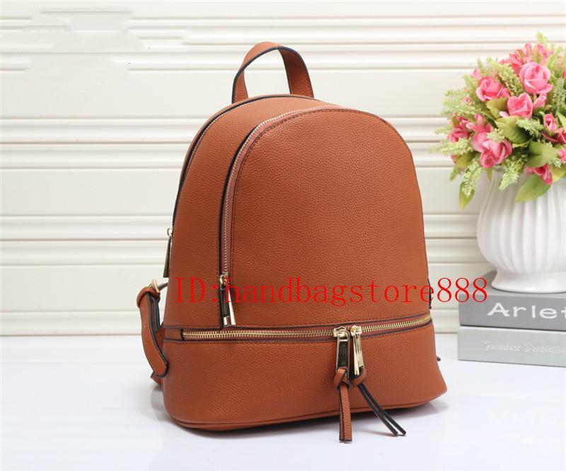 2019 새로운 패션 여성 유명한 배낭 스타일의 가방 핸드백 여자 학교 가방 여성을위한 디자이너 어깨 가방 지갑