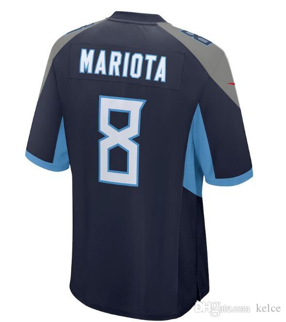 9848bd4bb Marcus Mariota Jersey Taylor Lewan Tennessee Derrick Henry Titans ...