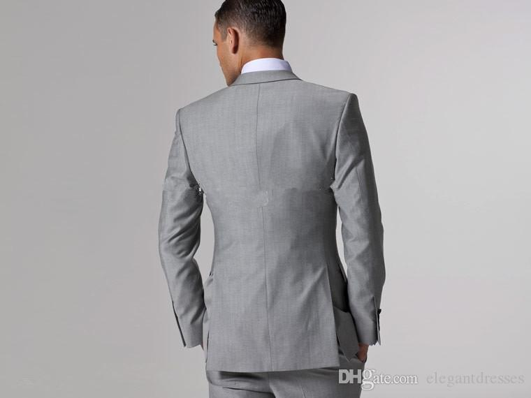Los hombres de encargo de la boda de los smokinges del ajustado 2021 del modelo del oro solapa de los juegos para los hombres de negocios con un solo botón formal novio Traje chaqueta + Pant + Bow